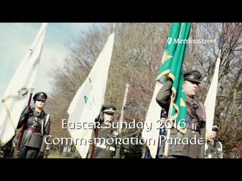 Easter Sunday Commemoration Ceremony and Parade