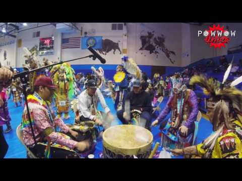 Sons of the Drum Singers @ Fort Totten Powwow 2017