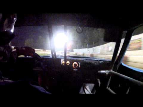 4 Cylinder racing at River City Speedway #7 7/7/12 (Main) In Car #26