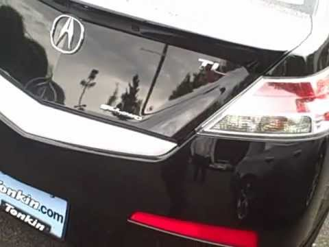 2010 Acura Tl Sh Awd With Tech Pkg Beaverton Oregon