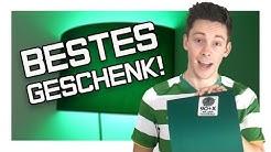 Bestes FUSSBALL-Geschenk + GEWINNSPIEL!!!