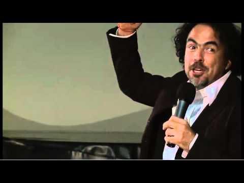ZURICH MASTER CLASS with ALEJANDRO GONZÁLEZ IÑÁRRITU ( host : Peter Cowie )