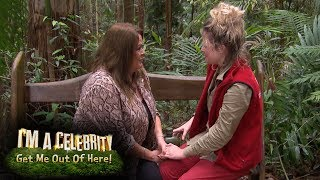 Fleur, James and Emily Reunite with Their Families | I'm A Celebrity... Get Me Out Of Here!
