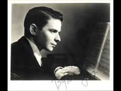 "Byron Janis plays Beethoven Sonata No. 17 in D minor Op. 31 No. 2 ""Tempest"""