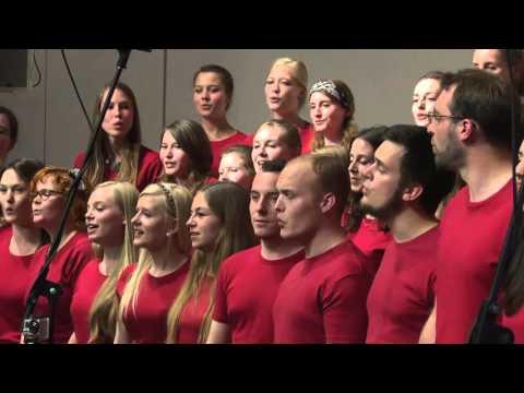 Choriosity sings the Gummi Bears Theme Song - a cappella