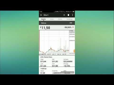Обзор бесплатного приложения Blockfolio для отслеживания курсов криптовалют
