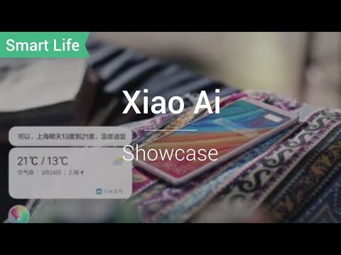 Xiaomi releases a video of its own AI - shows the glimpse of Xiao AI in Chinese