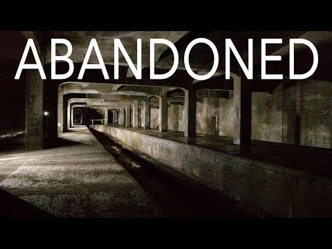 Largest Abandoned Subway - Cincinnati Subway! (HAUNTED!!)