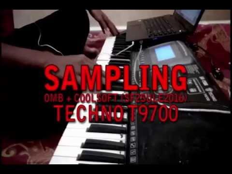 Termiskin di dunia sampling T9700