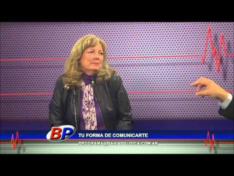 Mirian Iantosca - Cierre cabarets Bahía Blanca