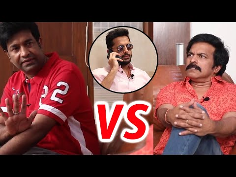 Vennela Kishore Vs Brahmaji Hilarious Comedy   Rangde Movie Promotions Lollipop Cinema