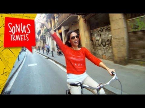 Travel Barcelona: Bikes, Beaches, and Beautiful People