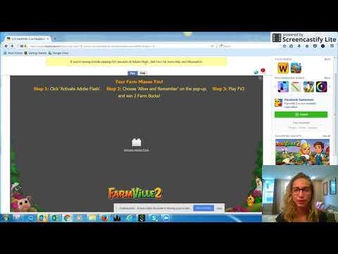 FarmVille 2 Browser Support - Firefox