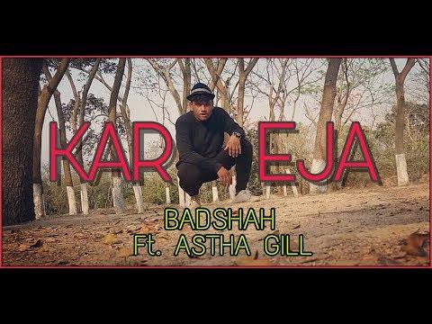 Kareja Kareja - Badshah ft. Aastha Gill   Rocky Das Choreography