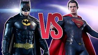 СУПЕР РЭП БИТВА:Бетмен VS Супермен (Batman VS Superman)