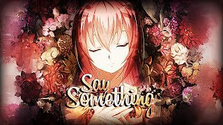 【Luka ft. Kaito】Say Something - Vocaloid Cover