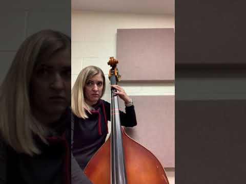Variant On An Old English Carol Bass