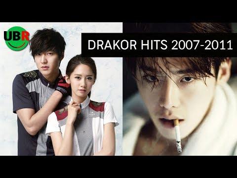 12 Drama Korea Terpopuler di 2007-2011