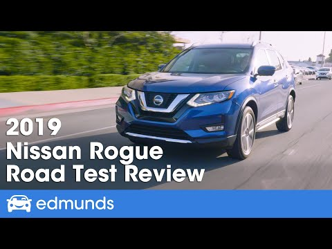 2019 Nissan Rogue Review and Road Test | Edmunds