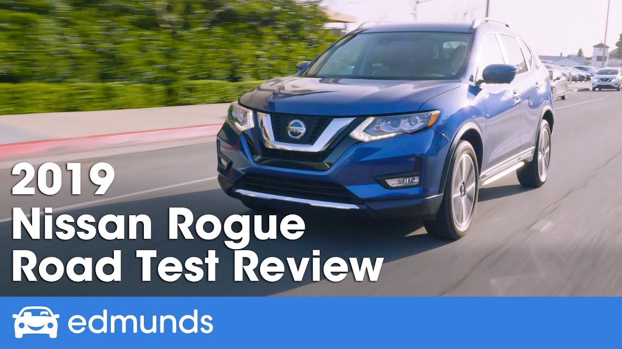 7b202709c9f2a 2019 Nissan Rogue Pricing, Features, Ratings and Reviews | Edmunds