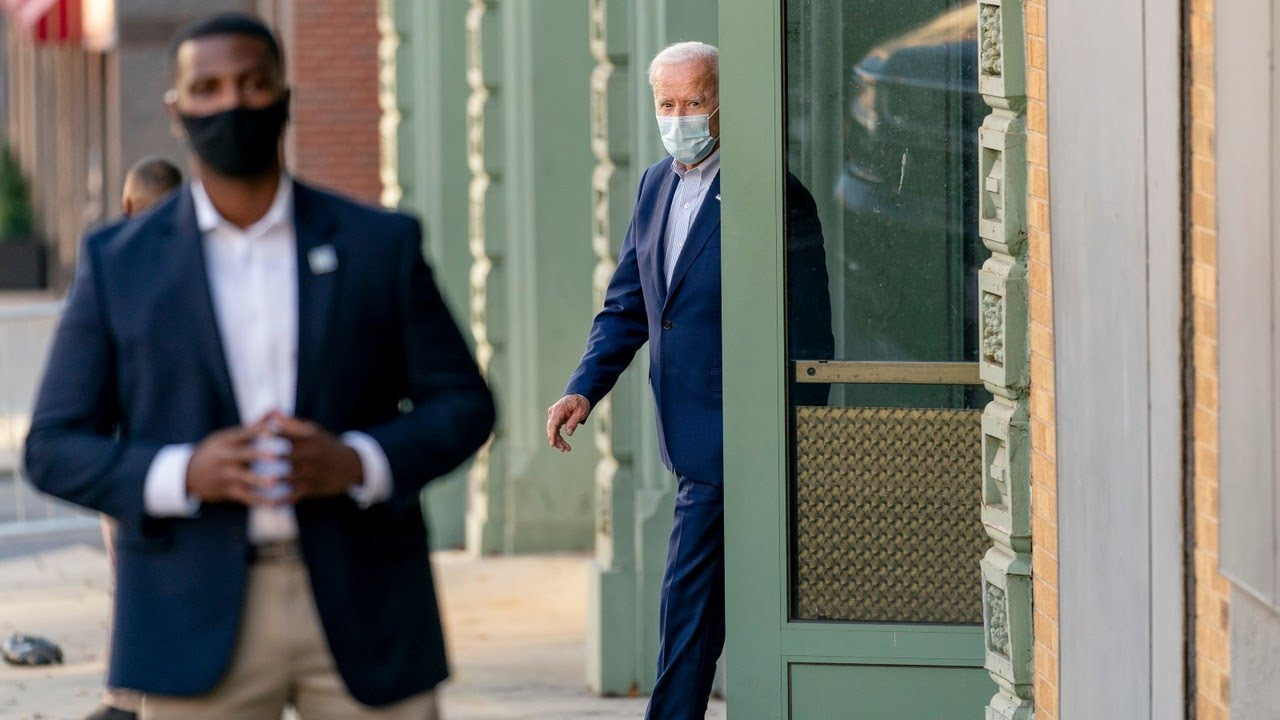 'Jim Crow Joe' Biden is the 'only white supremacist' running for president