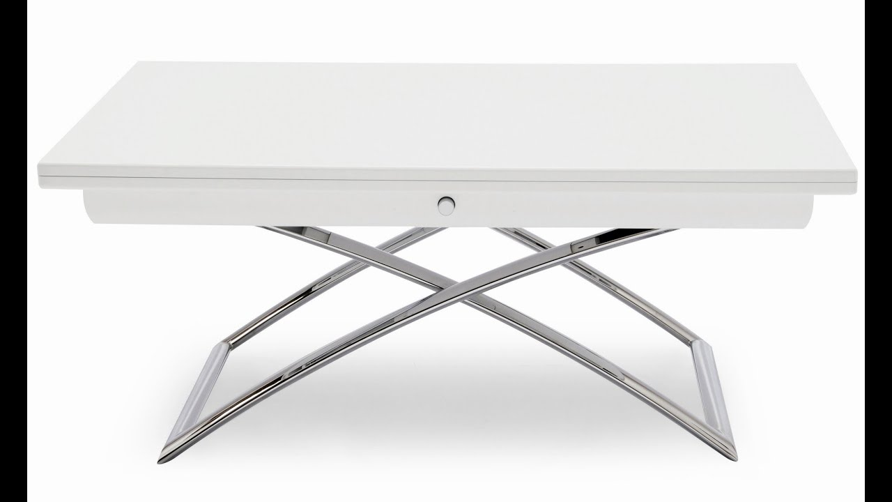 Convertible Coffee Table By Calligaris