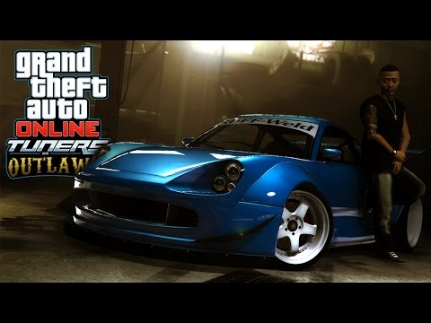 GTA 5 Online Tuners and Outlaws DLC Trailer