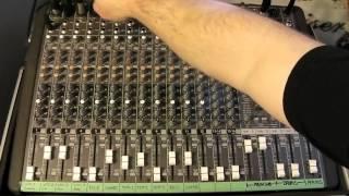 Correct Pro Sound Gain Structure   YouTube