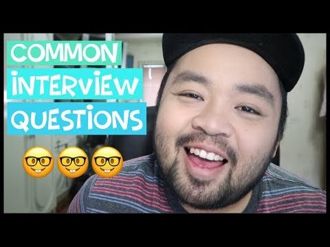 Common Interview Questions | Call Center Life PH 3 | Gabby Lim's Vlog