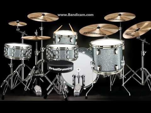 cover drum virtual SID- goodbye whiskey