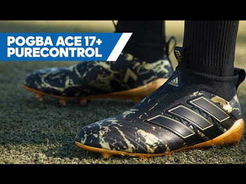adidas Paul Pogba Ace 17+ Purecontrol Unboxing + On Feet from Niky s Sports 170061830cd5b