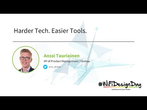 Anssi Tauriainen | Harder Tech. Easier Tools.