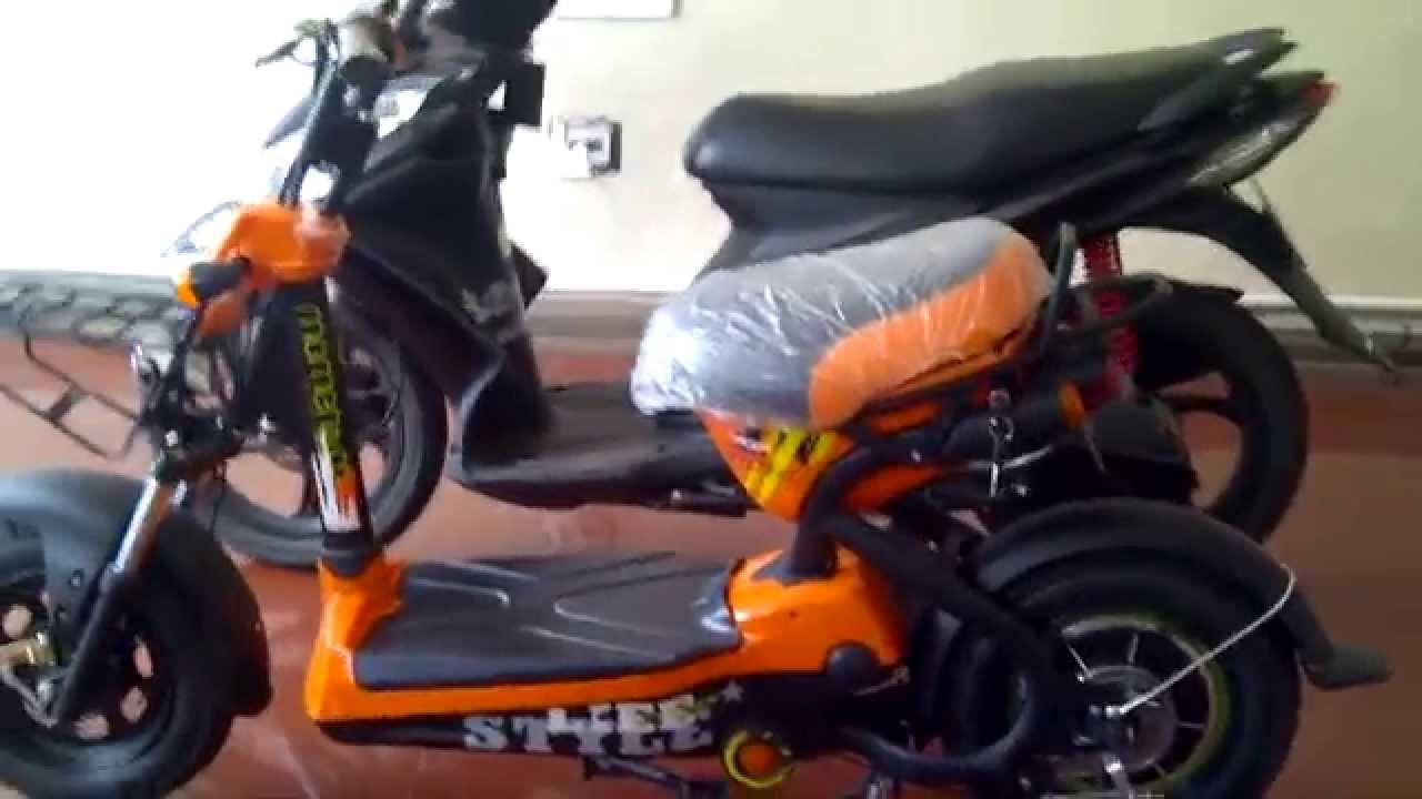 Momentum Sepeda Listrik 48v 12a   350 Watt