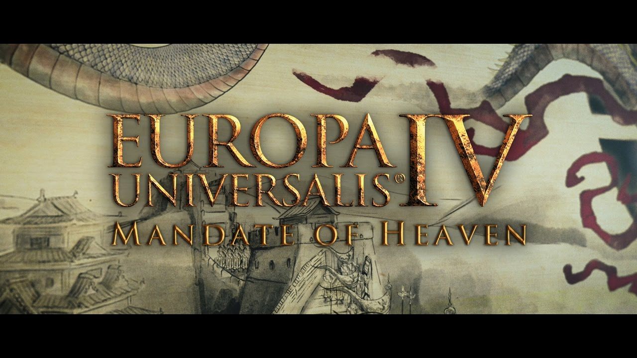 Europa Universalis IV: Mandate of Heaven - PC - Buy it at Nuuvem