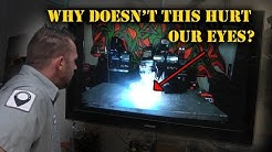 TFS: Why Doesn't Welding on TV Hurt Your Eyes?