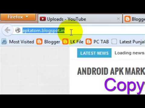How to create blogger blog sitemap and submit in gogle search engine