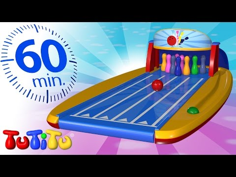 Thumbnail: TuTiTu Specials | Bowling | Other Popular Toys For Children | 1 HOUR Special
