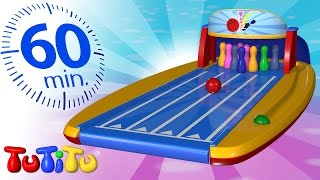 TuTiTu Specials | Bowling | Other Popular Toys For Children | 1 HOUR Special
