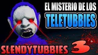 EL TERRIBLE SECRETO DE LOS TELETUBBIES | SLENDYTUBBIES 3 | Español