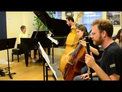 """Hotel Elefant rehearses Michael Gordon's """"For Madeline"""""""