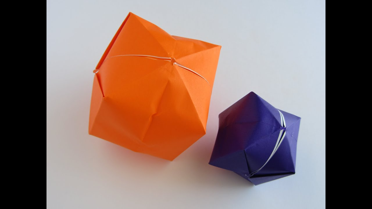 Origami Water Balloon - YouTube - photo#6