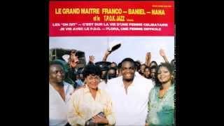 FRANCO-BANIEL-NANA & TP OK JAZZ (1987)  04- Je Vis Avec Le P.D.G.(Lutumba Simaro)