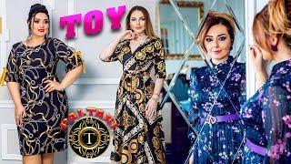 Toy Paltarlari Ziyafət Geyimləri 2019