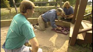 How to Create a Walkway with Concrete Pavers