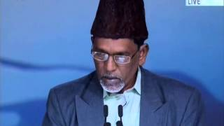 Message from Donald Ramotar, President of Guyana at Jalsa Salana UK 2014