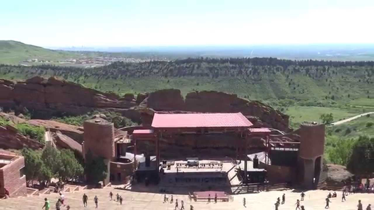 Download Red Rocks Amphitheatre Touring In 4K