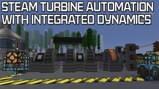 Technical Tutorial: Automating Steam Turbine with Integrated Dynamics