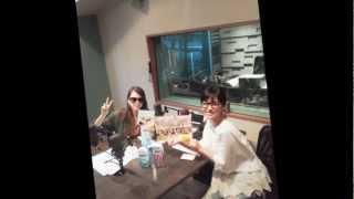 FM-FUJI 第1回放送分 前編 guest 島谷ひとみさん 番組内で流れた「be al...