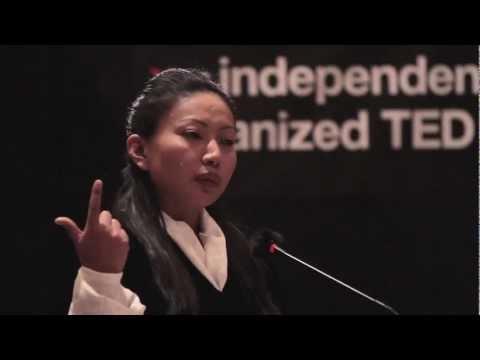 Entrepreneurship Matters in Bhutan: Dechhen Pelden at TEDxThimphu