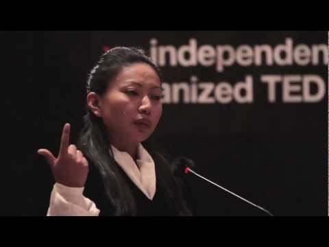 Entrepreneurship Matters in Bhutan: Dechhen Pelden at TEDxThimphu